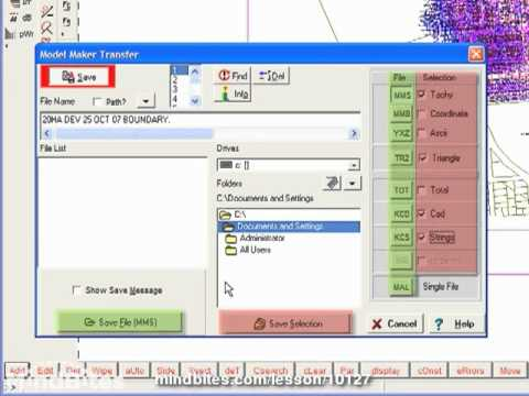 Model Maker Intro Course Session 17: File Load, Save and Backups