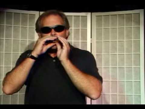 Harmonica Lesson - How to Blow and Draw Together
