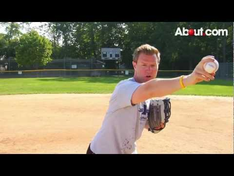 How to Throw a Two-Seam Fastball