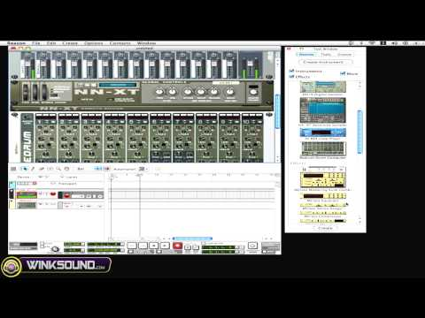 Propellerhead Reason: How To Use Patches| WinkSound