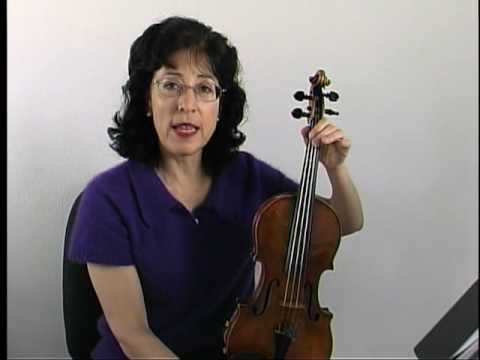 "Violin Lesson - Song Demo - ""Twinkle Twinkle"" in D Major"