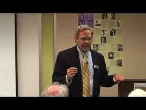 Gleaves on Gerald Ford's Leadership (4 of 10)