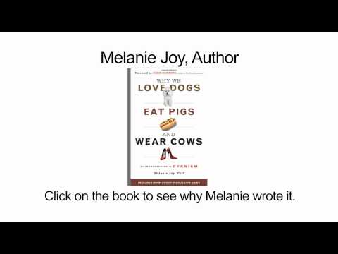 Carnism and Social Justice with Melanie Joy