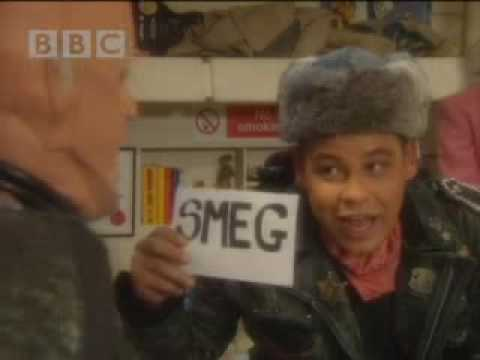 Smee heee - Red Dwarf - BBC comedy