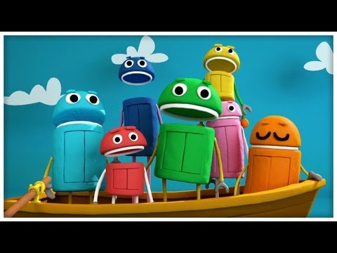 Row Your Boat - StoryBots Starring You
