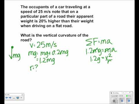 Uniform Circular Motion Presentation #40