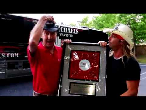 American Diabetes Association Chair's Citation Award Presentation to Bret Michaels