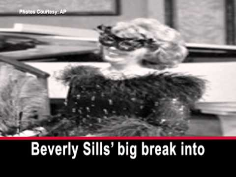 Beverly Sills: A Great Voice for the Arts