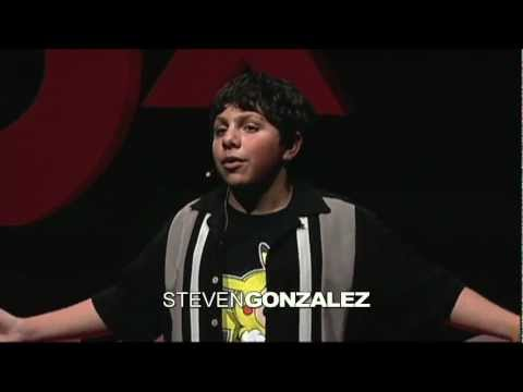 The Healing Power of Video Games: Steven Gonzalez at TEDxSugarLand