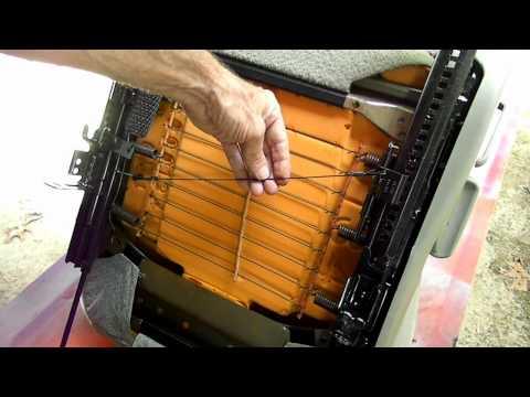 Saturn Seat Repair