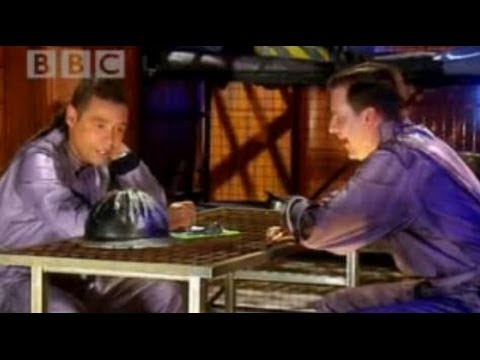 The canaries - Red Dwarf - BBC comedy