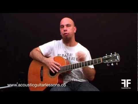 Fingerpicking Friday Episode 08 - Easy Acoustic Guitar Lessons