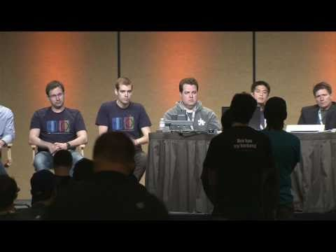 Google I/O 2011: Fireside Chat with the Chrome Team