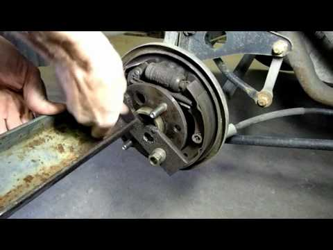Bolted Hub Wheel Bearing Removal Walkthrough