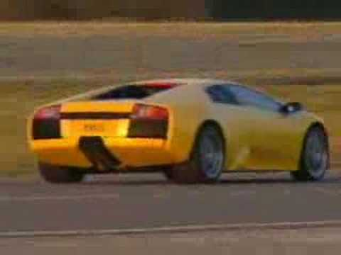 Top Gear - The Stig - Murcielago - BBC
