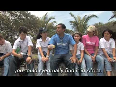 Smithsonian Tropical Research Institute - Galeta Marine Laboratory - Student Orientation Video