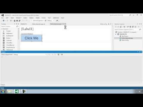 Visual Studio Express 2012 For Web Tutorial 2 Fixing The HTTP 403.14 Forbidden Error