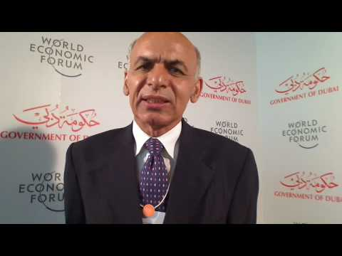 Dubai 2009 Global Agenda Summit - Ashraf Ghani