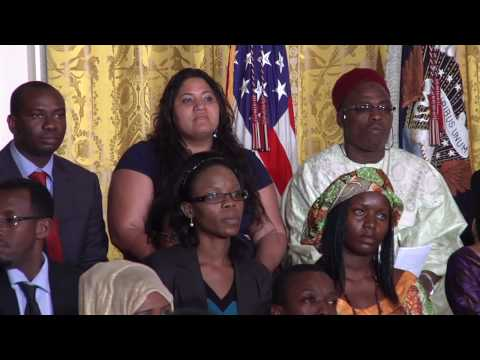 President's Forum with Young African Leaders - (Wrap-Up Video)