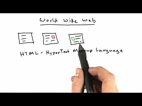 World Wide Web - CS253 Unit 1 - Udacity