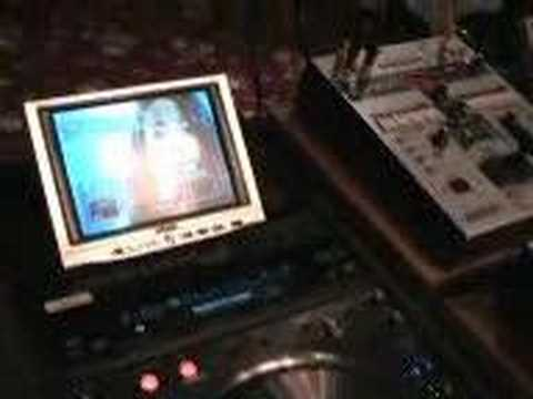 Practisenjoy, 2008, Video 3, a look at the DJM400 and CDJ400
