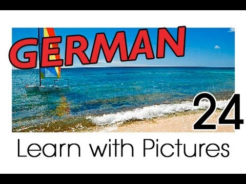Learn German - German Summer Vocabulary