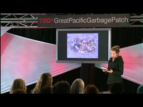 TEDxGreatPacificGarbagePatch - Victoria Sloan Jordan - Poetry