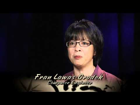 NASA Asian-American History Month Profile -- Fran Lawas-Grodek