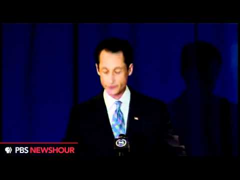 Weiner Admits Sending Lewd Photos, Says He Will Not Resign