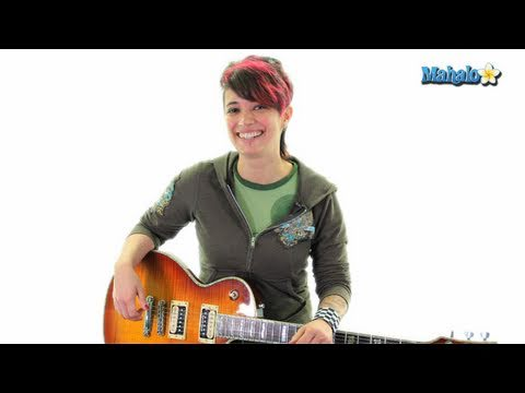 """How to Play """"Love Is Free"""" by Sheryl Crow on Guitar"""