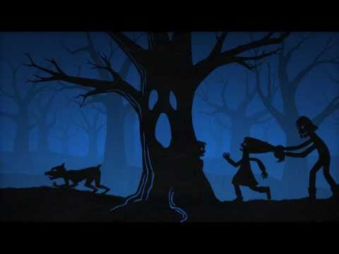A Tale Dark and Grimm Book Trailer