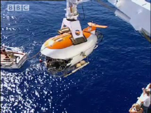 Preparing to dive into the Abyss- The Abyss- BBC Wildlife