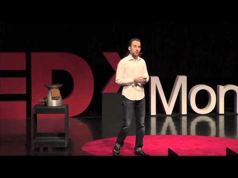 Saving Lives through Clean Cookstoves: Ethan Kay at TEDxMontreal