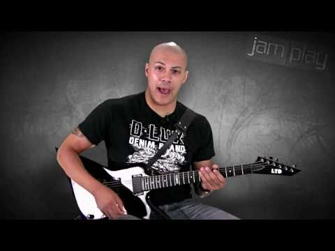 To The Fallen Hero Guitar Lesson By Doc Coyle Of God Forbid