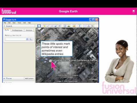 How to use Google Earth in the classroom - the virtual school - teachers in Africa