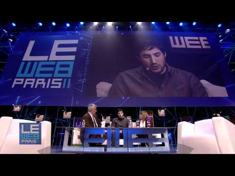 LeWeb 2011 Kevin Rose, Co-Founder & CEO, Milk with Leo Laporte and Sarah Lane