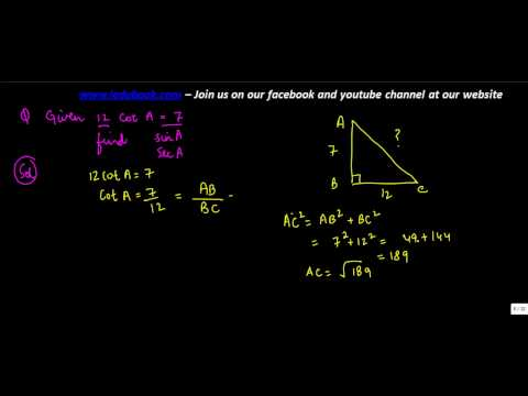 685.$ CBSE  Maths Class X, ICSE Maths Class 10-    Trigonometry   Problem 6