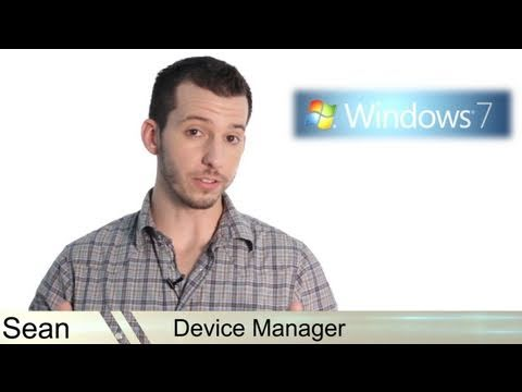 Learn Windows 7 - Device Manager