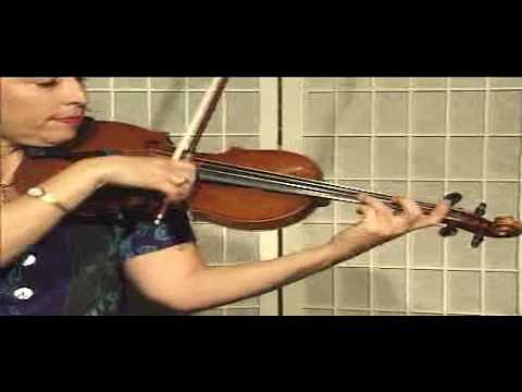 Violin Lesson - Song Demonstration - Canon in D (Ph. 11)