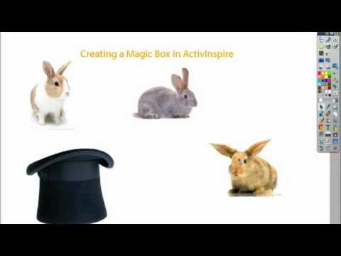 ActivTips - Creating a Magic Box for Cooperative Learning with Promethean Board
