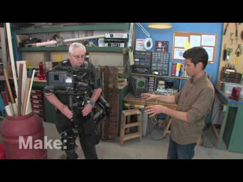 Maker Workshop - DTV Antenna & Steadycam on MAKE: television