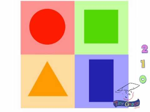 Learn Shapes Interactive Video