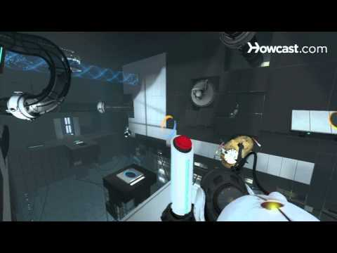Portal 2 Walkthrough / Chapter 8 - Part 6: Room 05/19
