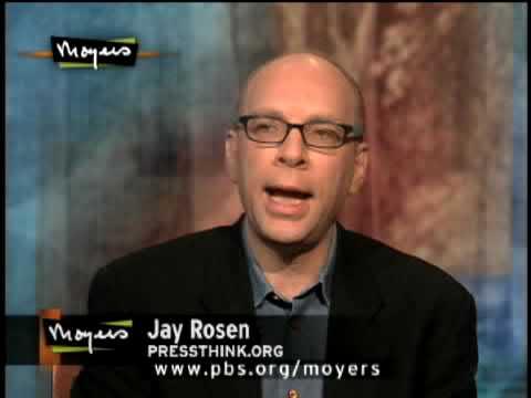 BILL MOYERS JOURNAL | Jay Rosen and Glenn Greenwald  | PBS