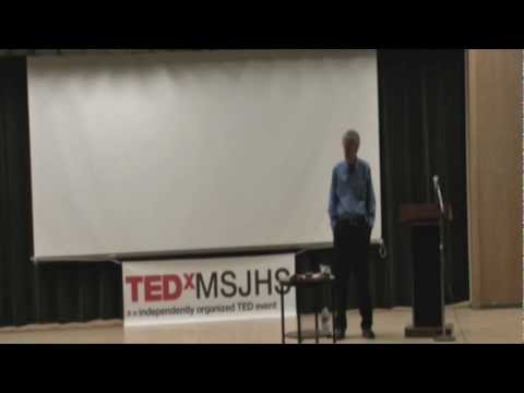 Somebodies and Nobodies: Robert Fuller at TEDxMSJHS
