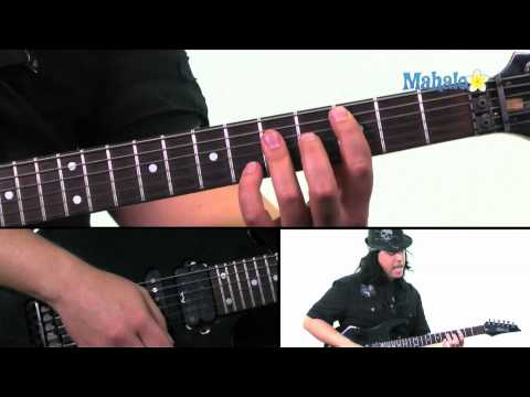 "How to Play ""Astro Zombies"" by The Misfits on Guitar"
