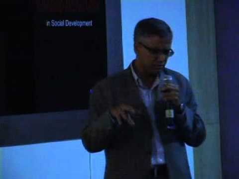TEDxGachibowli - RK Misra - Assimilating Rural India into Knowledge Economy