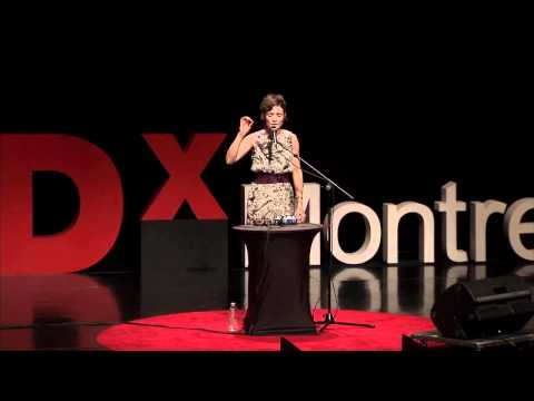 TEDxMontreal - Moe Clark - What keeps you alive?