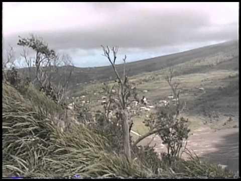 Aftermath Montserrat's  volcanic eruption Part 6