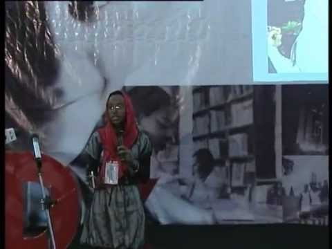 TEDxYouth@Khartoum, Randa Omer : My journey with UC MAS, Nov.26.2011